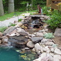 Beautiful-Backyard-Pond-Ideas , 6 Backyard Pond Ideas In Furniture Category