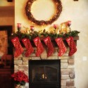 Cool-Christmas-Mantel-Decorating , 8 Inspiring Christmas Mantel Decoration Ideas In Furniture Category