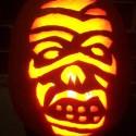 Cool-Pumpkin-Curving-of-a-MummySuper-Halloween , Cool Pumpkin Stencils Photos In Furniture Category