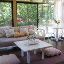 Cool-Sunroom-Decorating-design , 7 Sunroom Decorating Ideas In Living Room Category