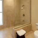 Doorless Showers Pictures , Doorless Showers Idea For Your Small Bathroom In Bathroom Category