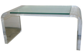 768x768px 7 Favourite Model Of Lucite Coffee Table Picture in Furniture