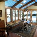 Furniture , 5 Sunroom Decorating Ideas : Modern-Sunroom-Decorating-Idea