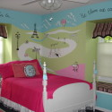 Bedroom , Paris Themed Bedrooms Picture : Paris-themed-bedroom-for-little-girls