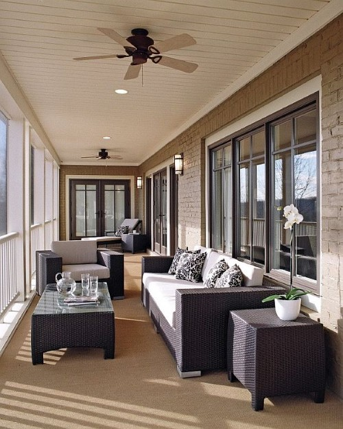 Living Room , 7 Sunroom Decorating Ideas : Sunroom-Decorating-Ideas photos