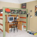 Teens Loft Beds Pictures , 15 Teen Loft Beds Ideas In Bedroom Category