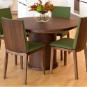 Trendy-Expandable-Round-Dining-Table , 13 Expandable Round Dining Table Idea In Furniture Category