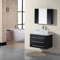 Wall Mount Bathroom Vanity , Floating Bathroom Vanities Ideas In Bathroom Category