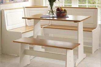 550x550px 11 Inspiring Kitchen Nook Sets Idea Picture in Kitchen