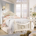 White-Shabby-Chic-Bedroom-for-Kids , 6 Shabby Chic Bedrooms Idea In Bedroom Category