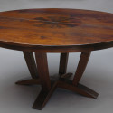 Woodworkers-Expandable-Round-Dining-Table , 13 Expandable Round Dining Table Idea In Furniture Category