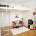 adul loft-bed-full-sized , 8 Cool Loft Beds Idea For Adults In Bedroom Category