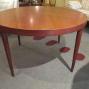 brown-Expandable-Round-Dining-Table , 13 Expandable Round Dining Table Idea In Furniture Category