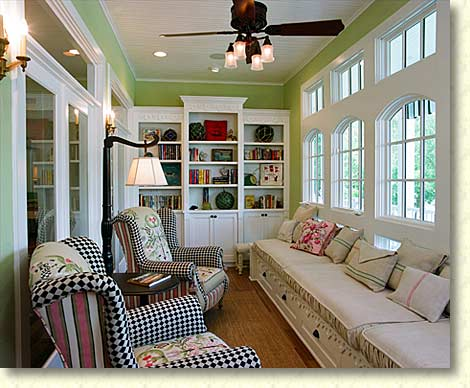 Furniture , 10 Sunroom Design Ideas : cool-sunroom-designs
