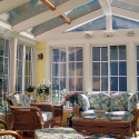 cool-sunroom-interior-designs , 10 Sunroom Design Ideas In Furniture Category