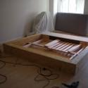 diy king platform bed , DIY Platform Bed Picture In Bedroom Category