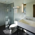 doorless shower stall , Doorless Showers Idea For Your Small Bathroom In Bathroom Category
