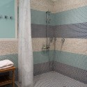 doorless-shower-with-tiles , Doorless Showers Idea For Your Small Bathroom In Bathroom Category