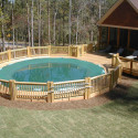 fife-deck-around-pool , Above Ground Pool Deck Ideas In Furniture Category