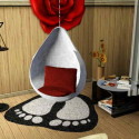hanging-chairs-for-bedrooms-cheap , Hanging Chairs For Bedrooms Ideas In Furniture Category