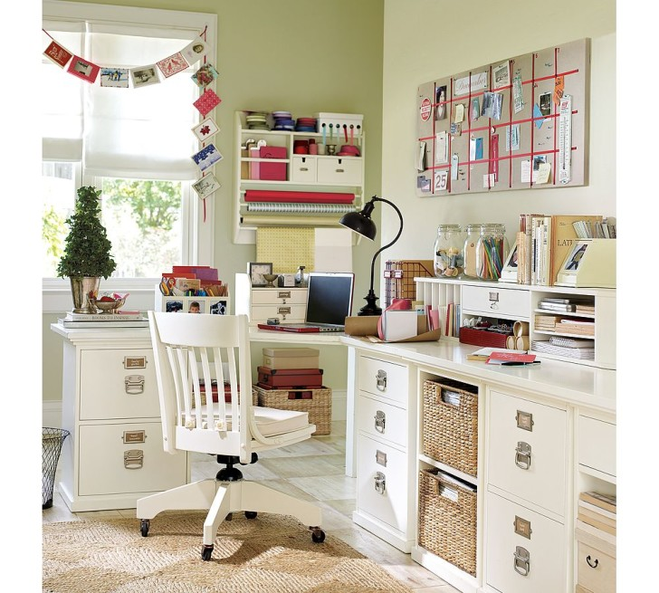 Office , Small Home Office Idea For Your Inspiration : home office ideas for small spaces