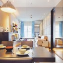 modern dining room small apartment design , Small Apartment Interior Design Idea In Living Room Category