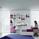 modern pink white girls bedroom ideas , 14 Cool Teenage Girl Bedroom Ideas In Bedroom Category