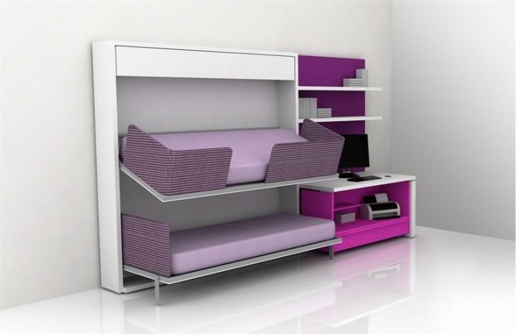 Bedroom , 15 Teen Loft Beds Ideas : modern teens loft beds design