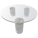 rounded acrylic coffee table , Popular Acrylic Coffee Table Picture In Furniture Category
