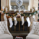 simple-christmas-mantle-decor , 8 Inspiring Christmas Mantel Decoration Ideas In Furniture Category