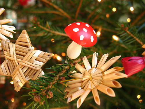 Swedish Christmas Tree Decorations With Mushroom : 8 Swedish ...