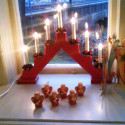 traditional-swedish-christmas-decorations-with , 8 Swedish Christmas Decorations Ideas In Furniture Category