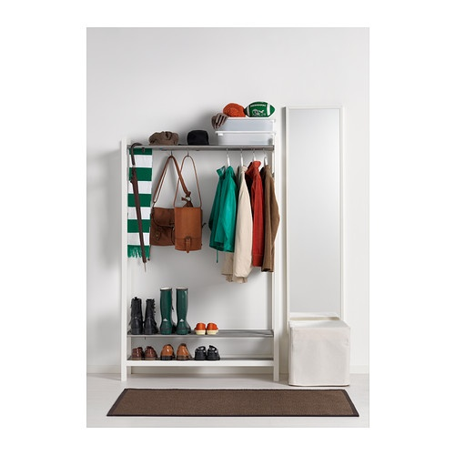 Furniture , 9 Popular Ikea Shoe Rack : white shoe rack ikea