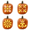 Pumpkin Stencils , 10 Cute Pumpkin Carving Patterns Ideas In Furniture Category