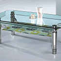 Bend- glass topped coffee tables , 5 Glass Topped Coffee Tables Design In Furniture Category