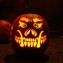 Creative Pumpkin Carving Ideas , 8 Unique Pumpkin Carving Ideas In Lightning Category