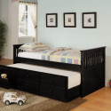 Daybed with Trundle , 8 Nice Daybeds With Trundle Ikea In Bedroom Category
