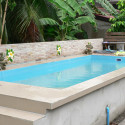 Lap pool above ground , 6 Awesome Above Ground Lap Pools Design In Apartment Category