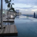 Marina Bay Sands SkyPark infinity pool  , Marina Bay Sands Infinity Pool – Awesome! In Apartment Category