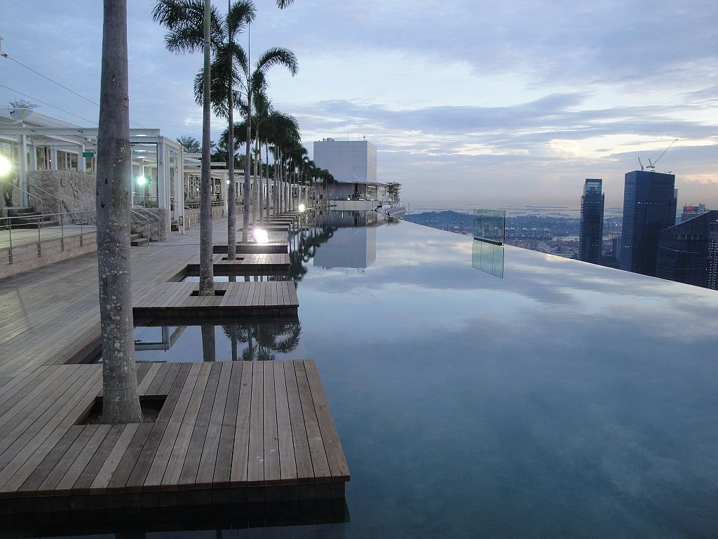 infinity pool singapore wallpaper. Apartment , Marina Bay Sands Infinity Pool \u2013 Awesome! : SkyPark Singapore Wallpaper P