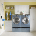 Modern-Laundry-Room-Design-Ideas with lowes cabinet , 7 Laundry Room Cabinets Lowes Idea In Furniture Category
