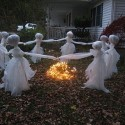 Outdoor-Halloween-Decoration-Ideas , 14 Halloween Front Yard Decoration Ideas In Furniture Category