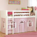 Pottery Barn Kids Camp Bunk Bed , Pottery Barn Cottage Loft Bed In Bedroom Category