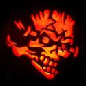 Scary Halloween Pumpkin Carving Ideas , 8 Unique Pumpkin Carving Ideas In Lightning Category