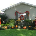 Scary-Halloween-Yard-Decoration-Ideas , 14 Halloween Front Yard Decoration Ideas In Furniture Category