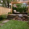 Small Landscaping Backyard Picture , 11 Cool Landscaping Ideas For Small Backyards In Apartment Category