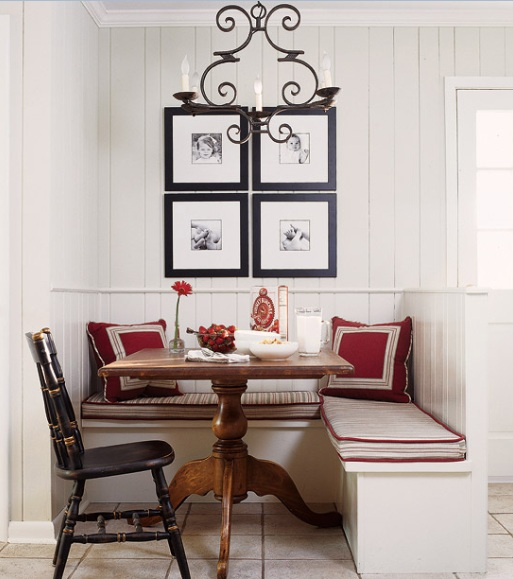 Kitchen , Dinette Sets For Small Spaces : Small-Spaces-Dining-Room-Sets-Layout