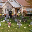 The Best Yard Decoration For Halloween  , 14 Halloween Front Yard Decoration Ideas In Furniture Category