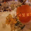Wedding Pumpkin Centerpiece Decor  , 12 Amazing Pumpkin Centerpieces In Lightning Category