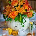 amazing-fall-pumpkin-centerpieces , 12 Amazing Pumpkin Centerpieces In Lightning Category